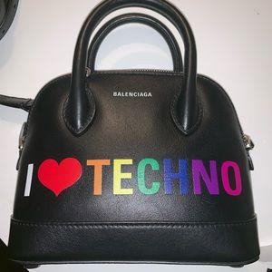 Balenciaga xxs - I heart techno